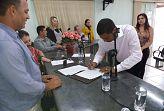 Câmara de Papagaios realiza cerimônia de posse aos concursados