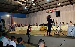 SEGURANÇA foi tema de audiência pública em Papagaios